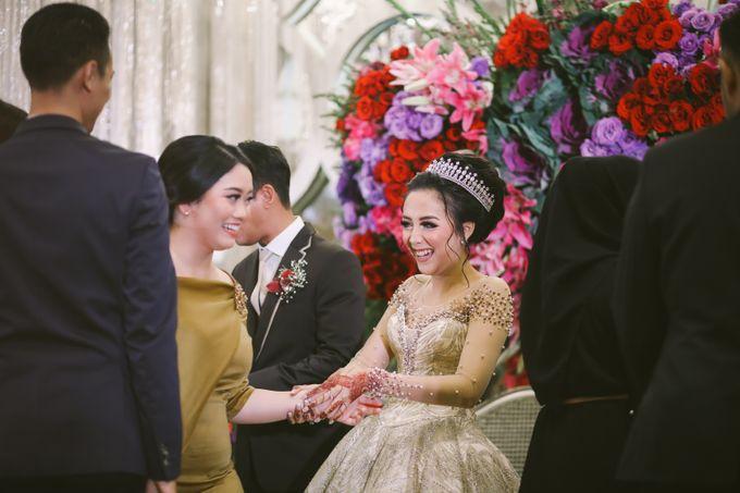 Farah & Zakki Wedding by Akuwedding - 022