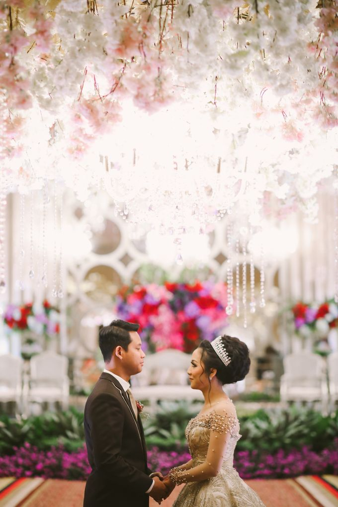 Farah & Zakki Wedding by Akuwedding - 024