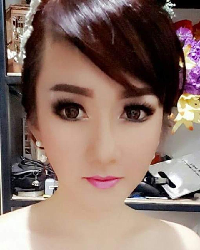Wedding MakeUp N SulamAlis by Weiching Bridal Make Up - 021