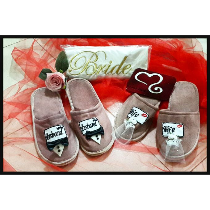 Wedding Slippers by Sweetlovecollection - 007