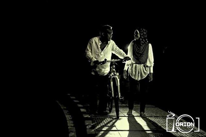 Ayun & Hasbi Prewedding by Orion Art Production - 002