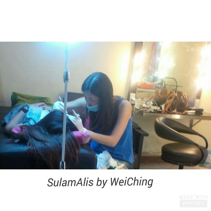 Wedding MakeUp N SulamAlis by Weiching Bridal Make Up - 010