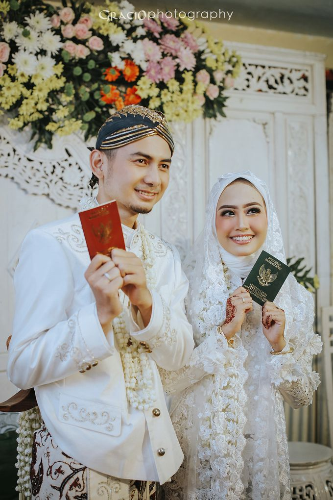 Wedding Pipit & Leo by Gracio Photography - 005