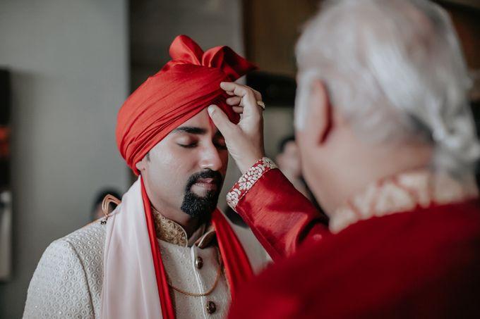 Gopal & Tripti Wedding day 3 by InterContinental Bandung Dago Pakar - 028