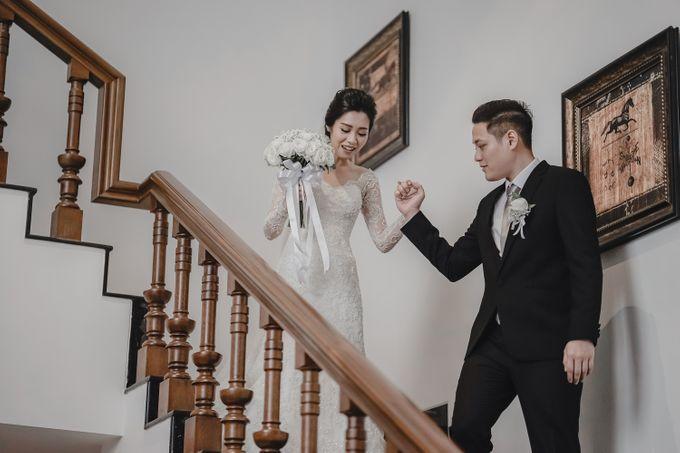 Ben & Joanne Wedding by Little Collins Photo - 022