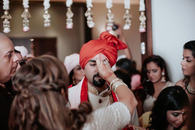 Gopal & Tripti Wedding day 3 by InterContinental Bandung Dago Pakar - 029