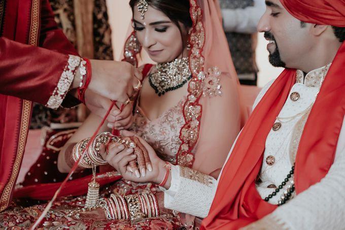 Gopal & Tripti Wedding day 3 by InterContinental Bandung Dago Pakar - 030