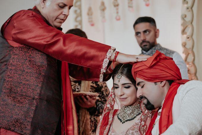 Gopal & Tripti Wedding day 3 by InterContinental Bandung Dago Pakar - 031