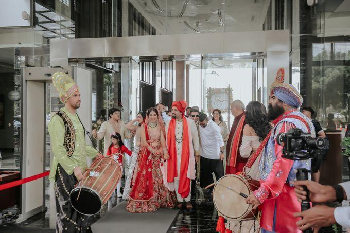 Gopal & Tripti Wedding day 3 by InterContinental Bandung Dago Pakar - 032