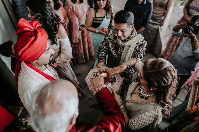 Gopal & Tripti Wedding day 3 by InterContinental Bandung Dago Pakar - 033