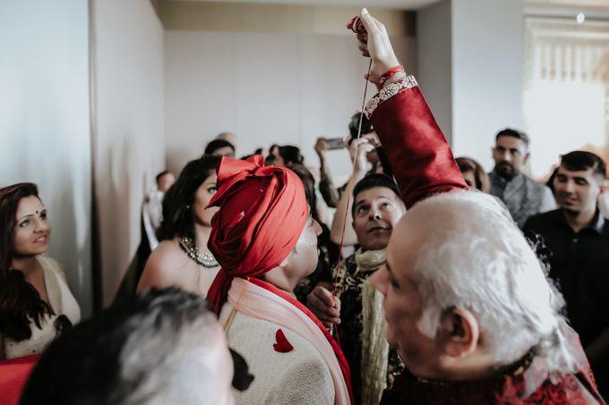Gopal & Tripti Wedding day 3 by InterContinental Bandung Dago Pakar - 034