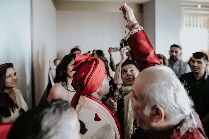 Gopal & Tripti Wedding day 3 by Little Collins Photo - 034