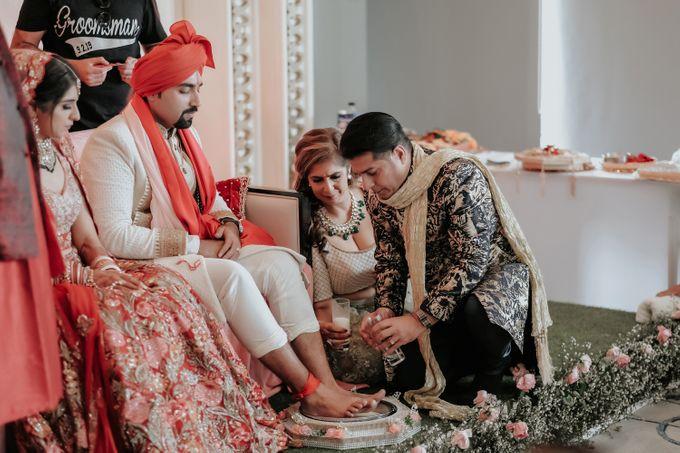 Gopal & Tripti Wedding day 3 by InterContinental Bandung Dago Pakar - 036