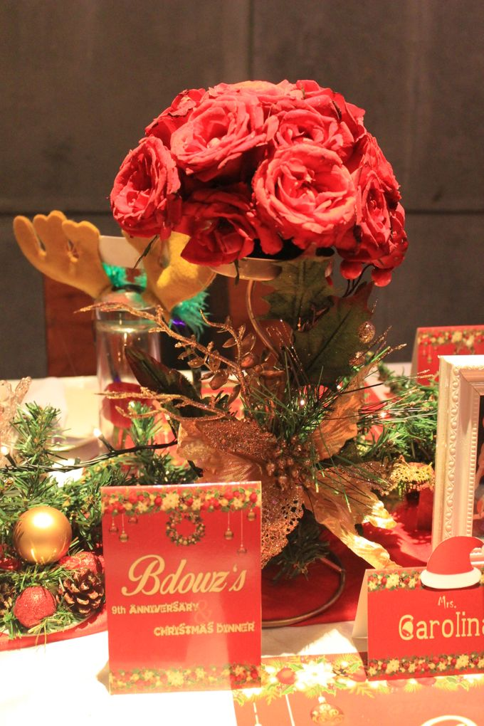 Bdowz Christmas And Anniversary Dinner by 1994 Decoration - 004
