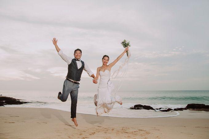 Hiro & Ai Pre-Wedding Session In Tegal Wangi Beach by Satrya Photography - 013