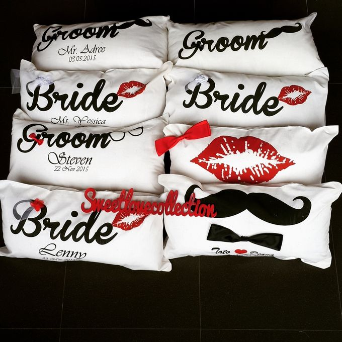 Wedding Pillow by Sweetlovecollection - 035