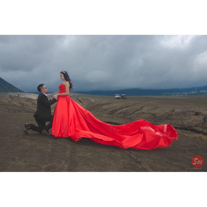Prewedding Bromo by SAE Photoworks - 002