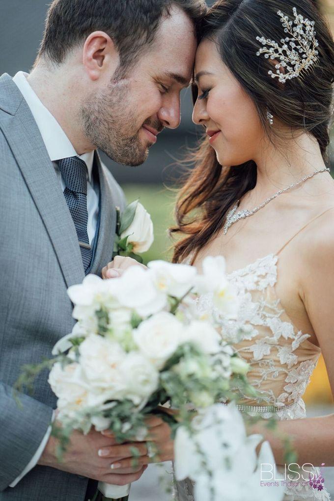 Wedding at villa Aye Phuket Thailand by BLISS Events & Weddings Thailand - 007