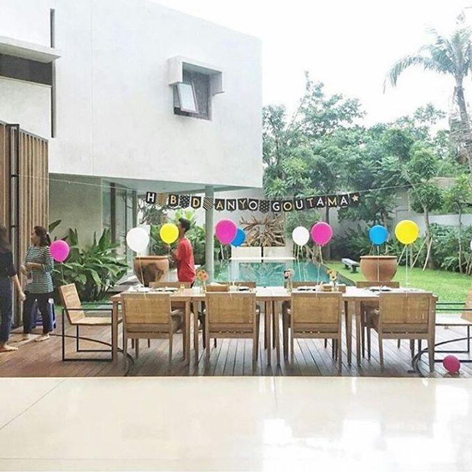 Birthday Party at Azila by Azila Villa - 004