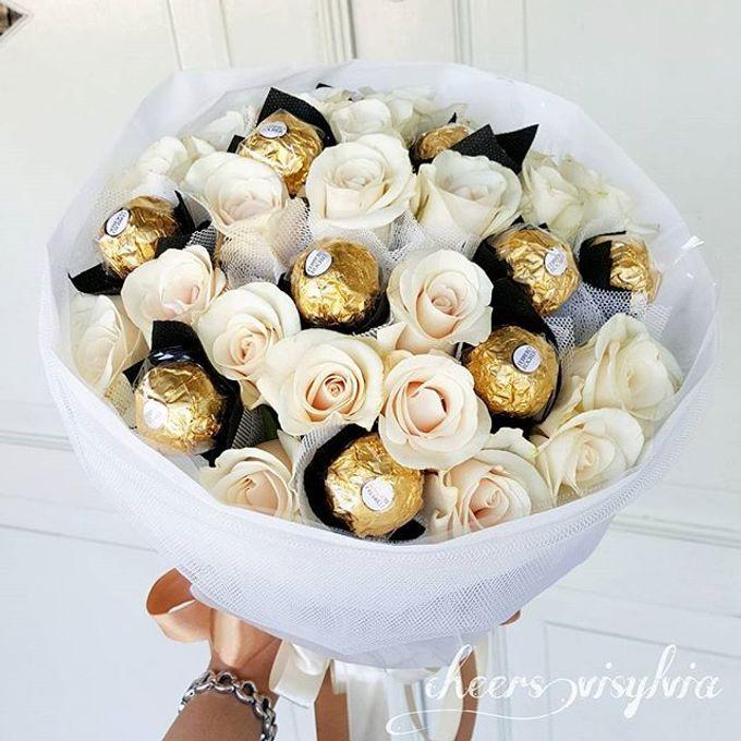 Gift Bouquet  by visylviaflorist - 006