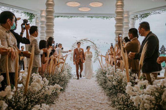 Gabe & Silvia Wedding by KAMAYA BALI - 001