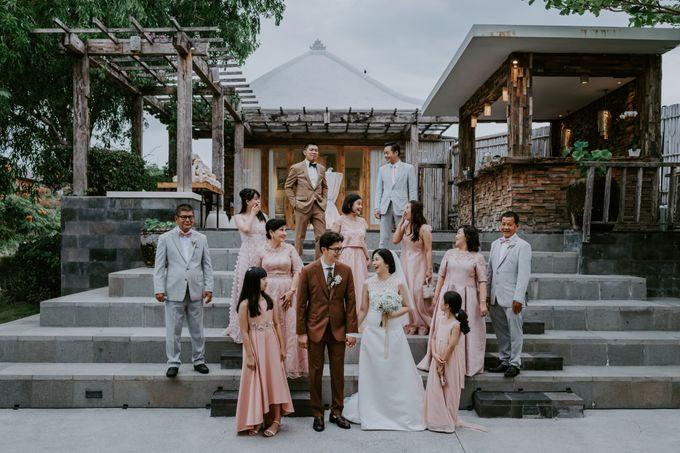 Gabe & Silvia Wedding by KAMAYA BALI - 022