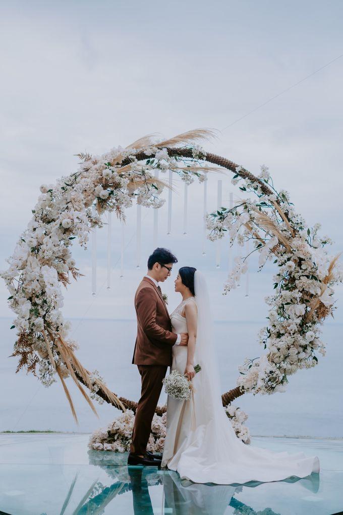 Gabe & Silvia Wedding by KAMAYA BALI - 021
