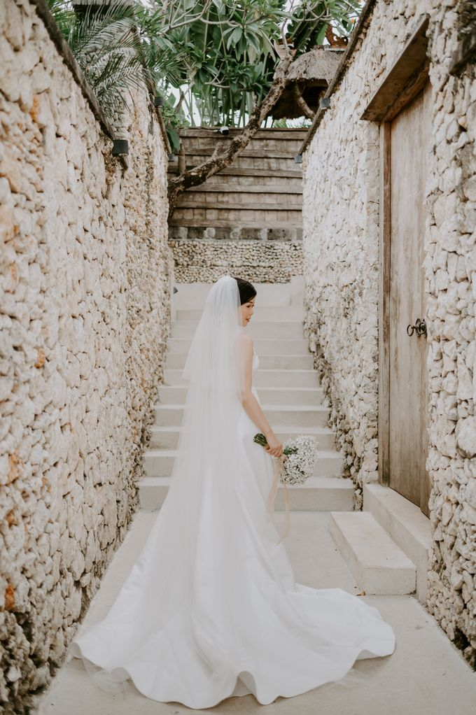 Gabe & Silvia Wedding by KAMAYA BALI - 002