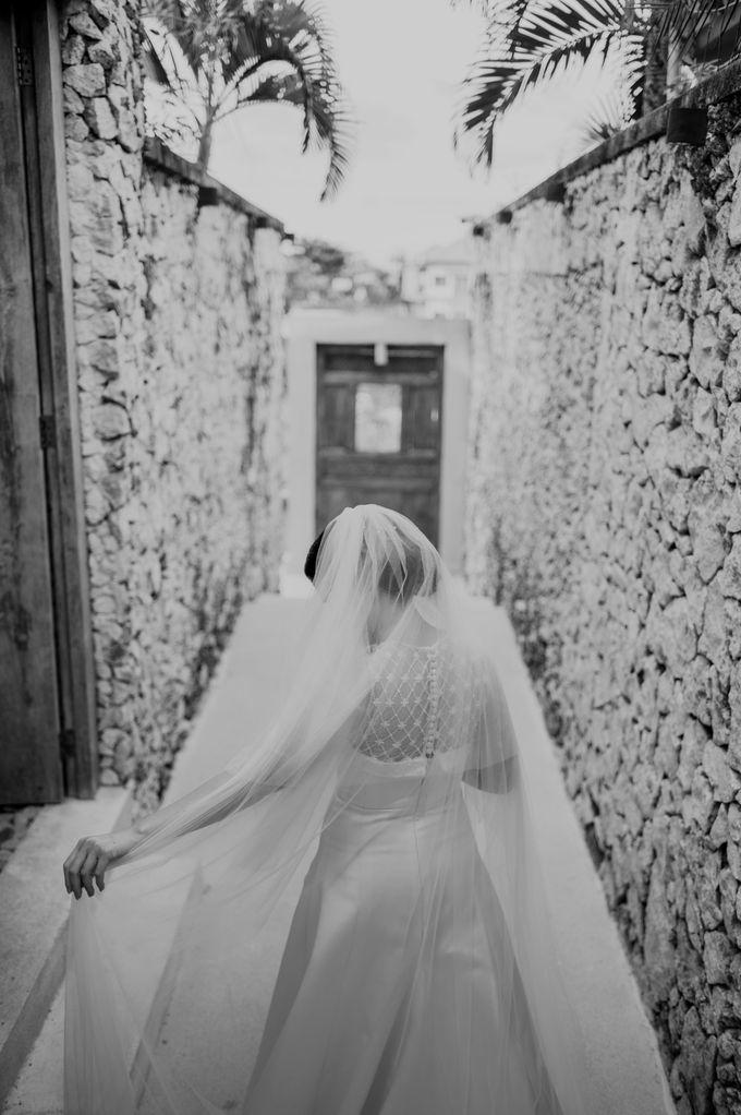 Gabe & Silvia Wedding by KAMAYA BALI - 003