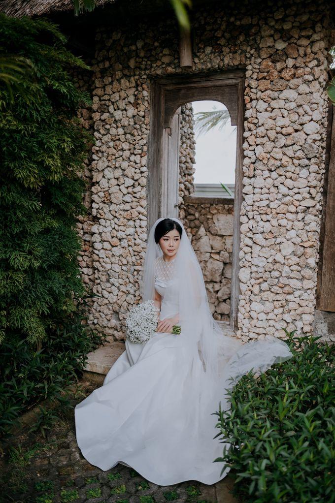 Gabe & Silvia Wedding by KAMAYA BALI - 004