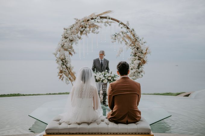 Gabe & Silvia Wedding by KAMAYA BALI - 005