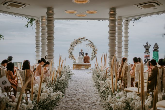 Gabe & Silvia Wedding by KAMAYA BALI - 014