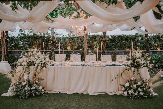 Gabe & Silvia Wedding by KAMAYA BALI - 008