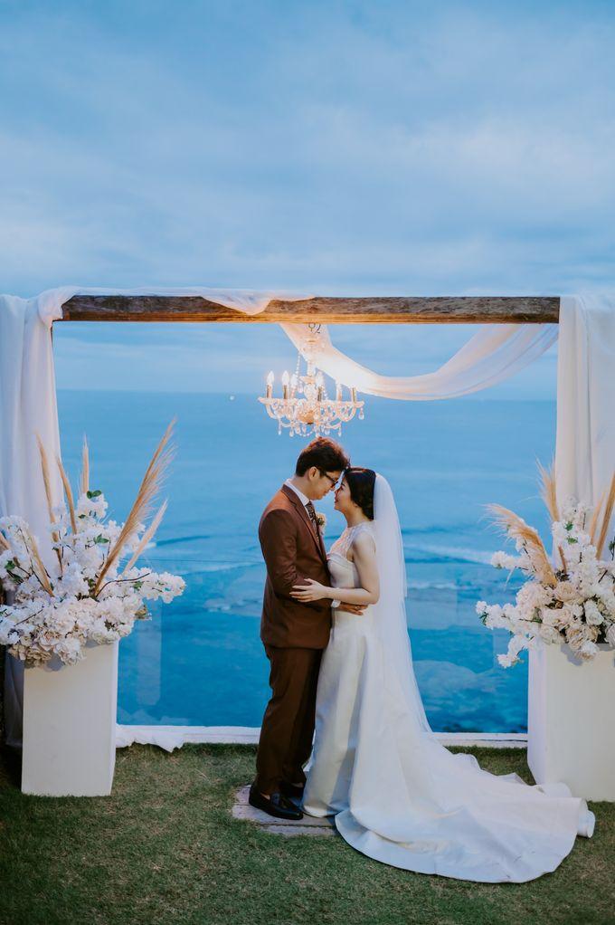Gabe & Silvia Wedding by KAMAYA BALI - 016