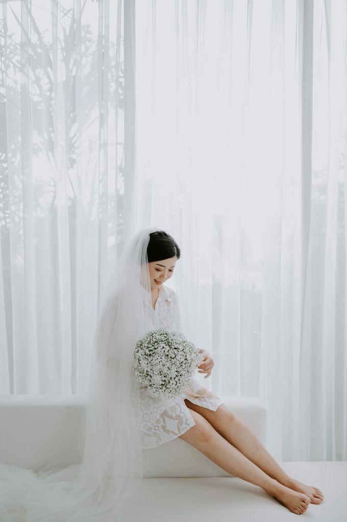Gabe & Silvia Wedding by KAMAYA BALI - 010