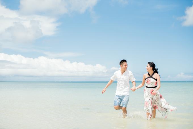 Ben & Karen at Okinawa by GabrielaGiov - 001