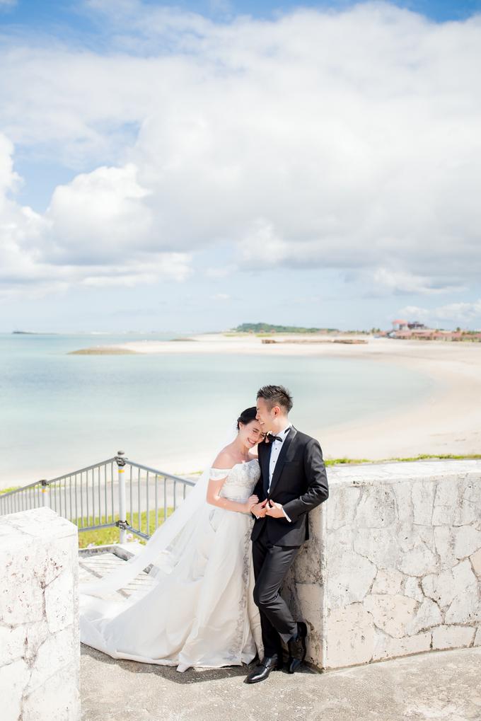 Ben & Karen at Okinawa by GabrielaGiov - 002
