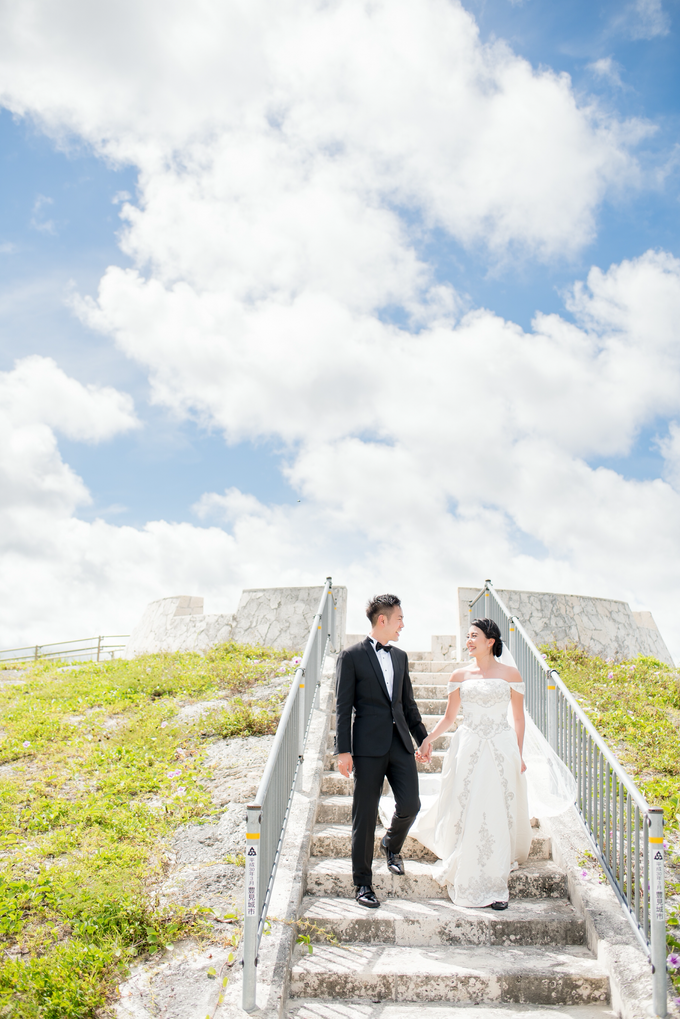 Ben & Karen at Okinawa by GabrielaGiov - 005