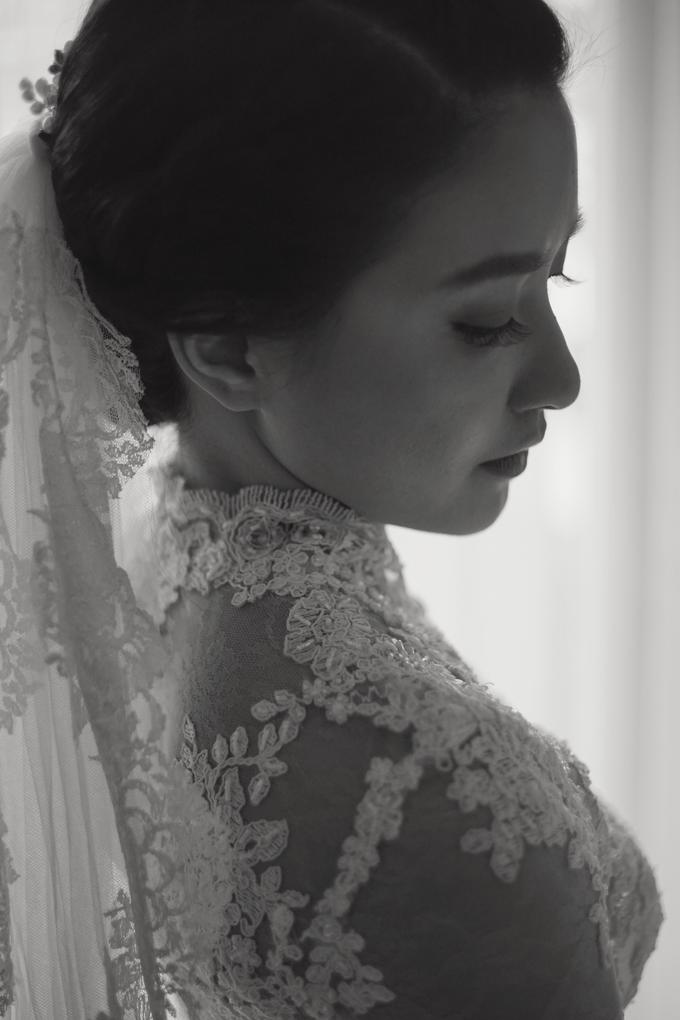 B&W Bride by GabrielaGiov - 003