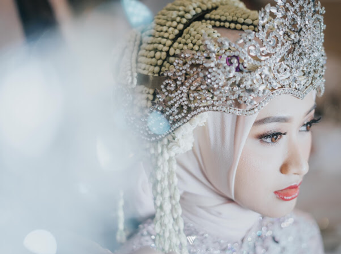 Rizky Vina Sundanese Wedding by GabrielaGiov - 006