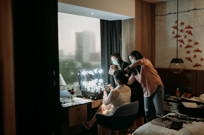 #SGBRIDE Leo & Amanda by Hotel Jen Tanglin, Singapore - 009