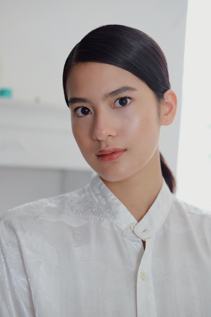 Glossy Skin makeup by GabrielaGiov - 005