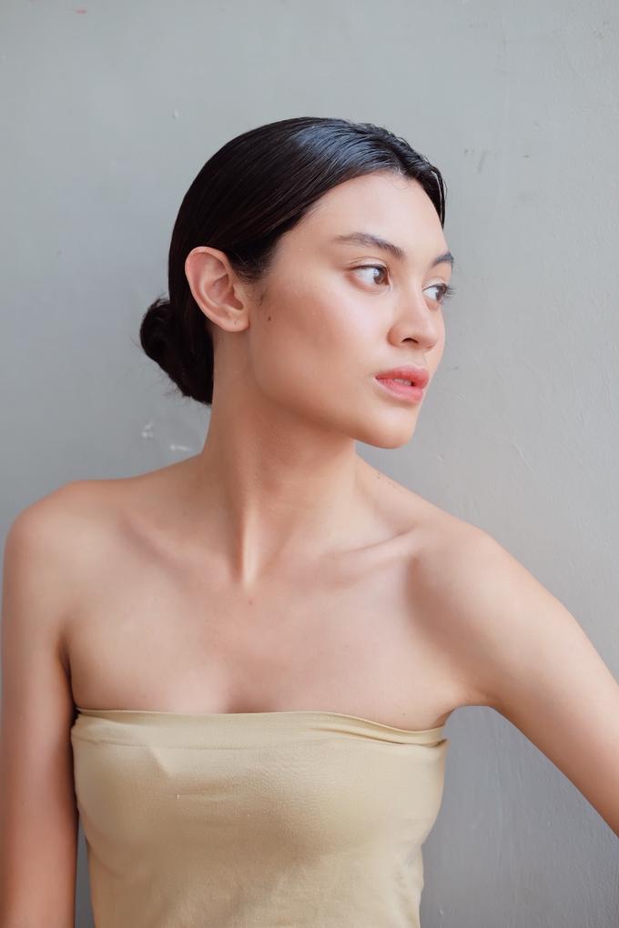Glossy Skin makeup by GabrielaGiov - 007