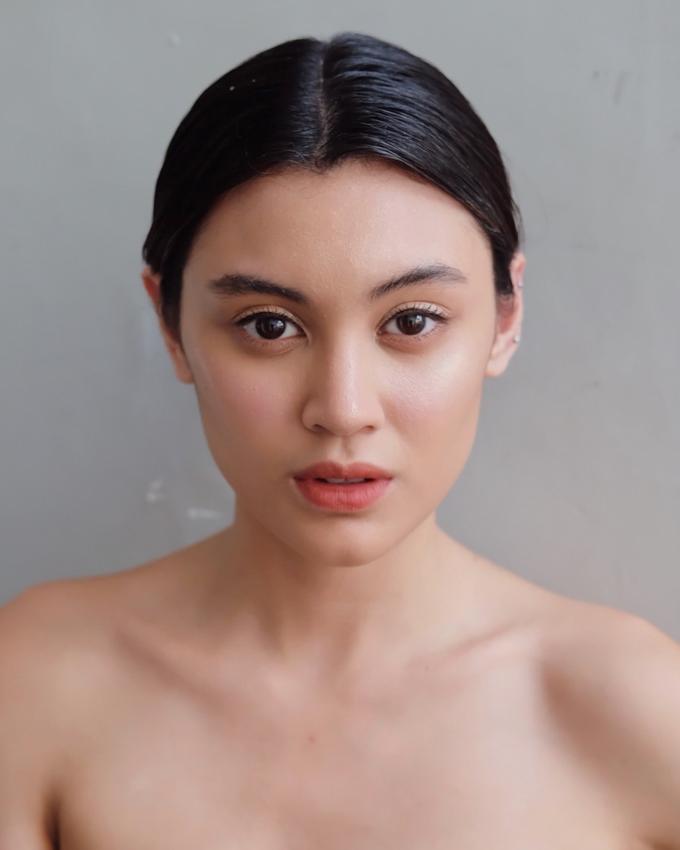 Glossy Skin makeup by GabrielaGiov - 008