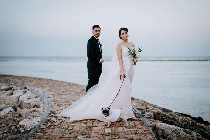 Nia's Wedding by GAËTA Bridal Couture - 011