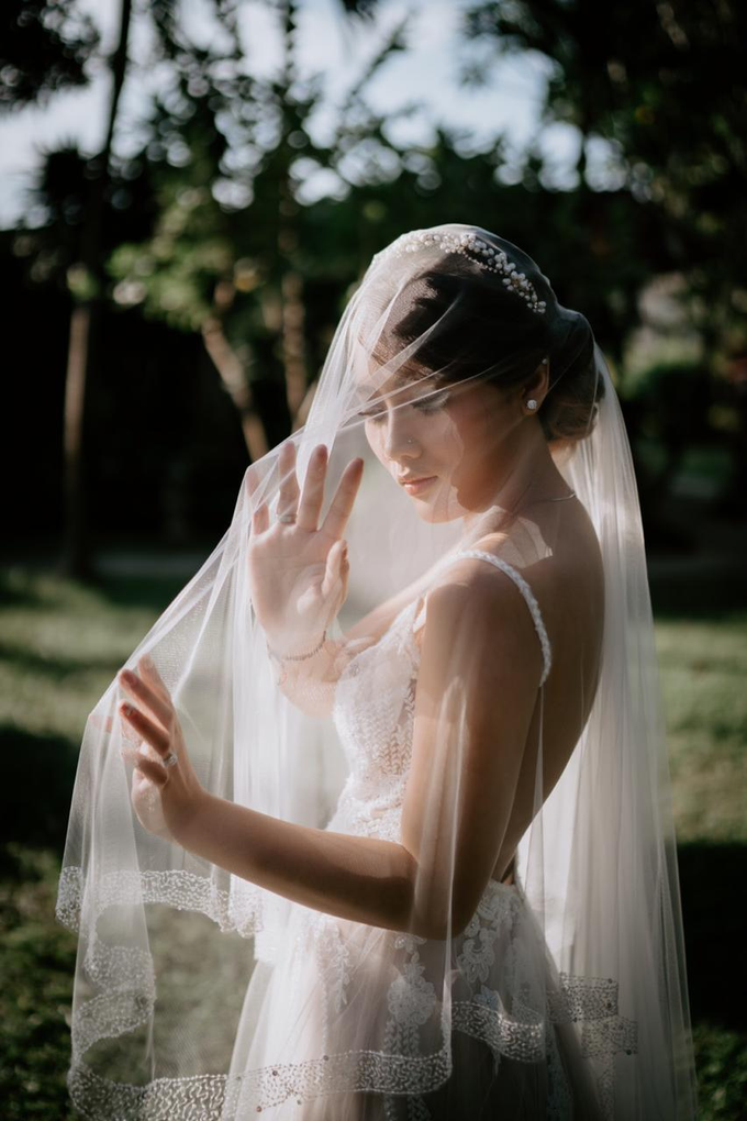 Nia's Wedding by GAËTA Bridal Couture - 012