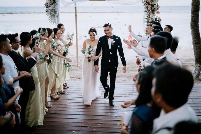 Nia's Wedding by GAËTA Bridal Couture - 014