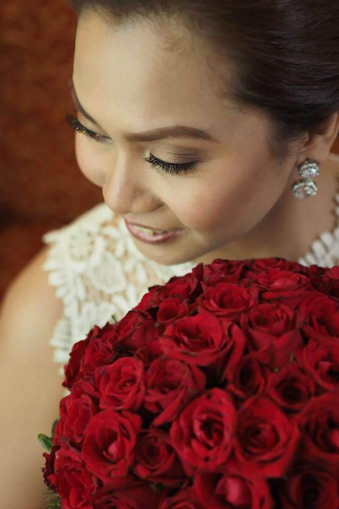 Real Brides by Melody Tinoy Makeup Artist - 006