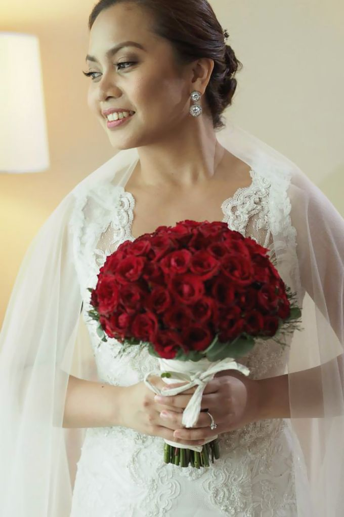 Real Brides by Melody Tinoy Makeup Artist - 007
