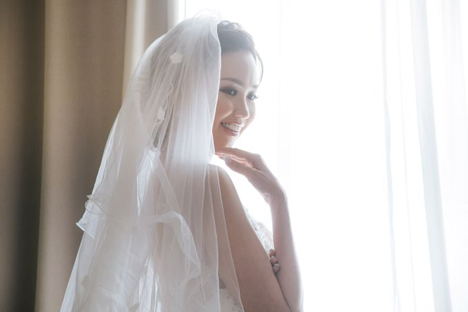 Beauty Shoot Session of Nana & Hendri Wedding at Sun City by: Gofotovideo by GoFotoVideo - 019
